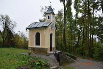 Končana je obnova kapelice na Sveti Trojici