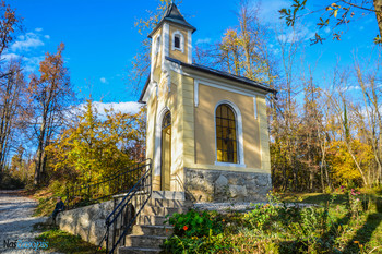 Blagoslov skrivnostne kapelice