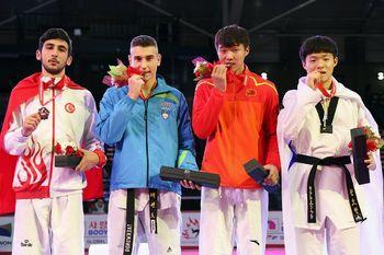 Patrik Divković postal mladinski svetovni prvak v taekwondoju