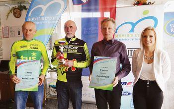 Vrhničan Skubic najboljši med amaterskimi kolesarji