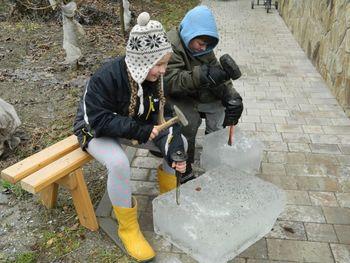 Kiparjenje z ledom