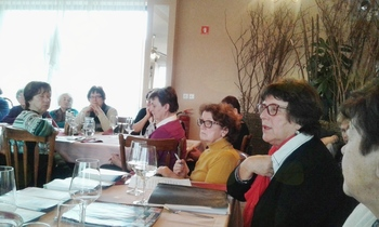 Občni zbor društva podeželskih žena in deklet