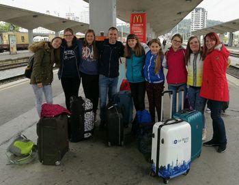 Na jezikovnem taboru na Češkem