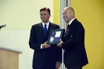Predsednik Pahor čestital občini