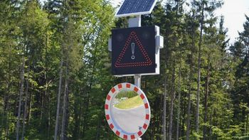 Nova signalizacija za večjo varnost