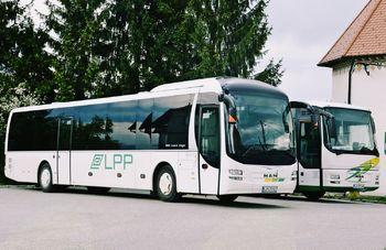 Po novem avtobus z nosilci za kolesa