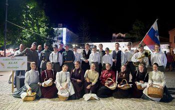 Folklorna skupina Klas v Ohridu