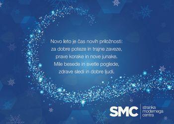 Voščilo Lokalnega odbora SMC