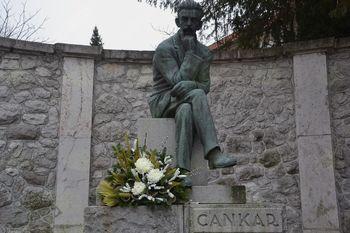 Surs ob Cankarjevem letu: več kot 17.400 Ivanov in 434 Cankarjev