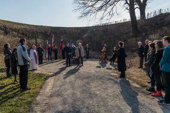 Vabilo na slovesnost ob dnevu spomina na žrtve preserskega procesa