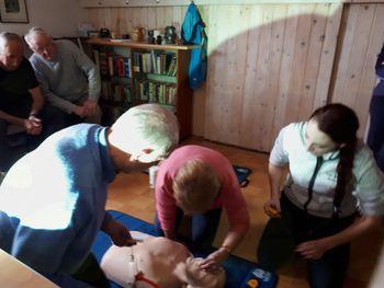 Naši odlični učitelji: gasilci reševalci in medicinske sestre