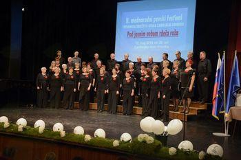 Drugi mednarodni pevski festival
