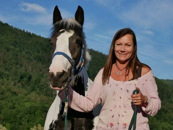 To soboto vse o konjih in njihovem dobrem vplivu na človekovo počutje na Kraljevi domačiji