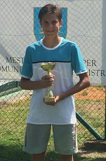 Šentjoščan Tristan postal državni prvak v tenisu