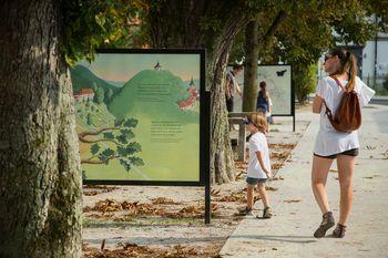 Polhov doživljajski park na razstavi na Krakovskem nasipu