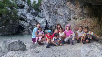 16. Planinski tabor MO PD Šentjošt v Kamniški Bistrici