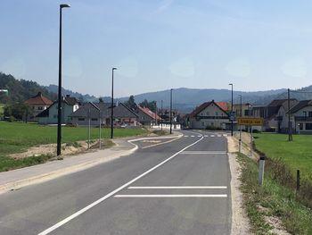 Obnova regionalne ceste se nadaljuje