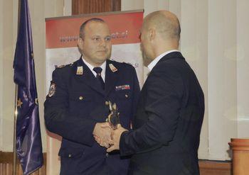 Boštjanu Turku priznanje za lokalno varnost