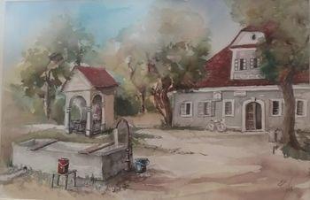 Zgodbe o vodnjakih v občini Log Dragomer