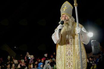 Najmlajši pričakali sv. Miklavža