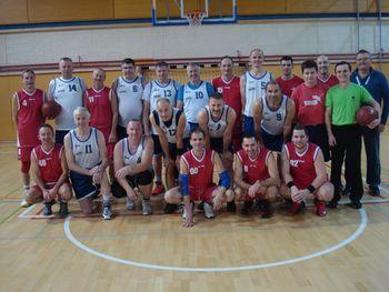 Prednovoletno košarkarsko popoldne
