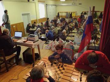 Šahovski praznik v Borovnici