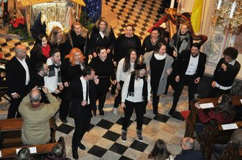 23. božični koncert MePZ Dobrova