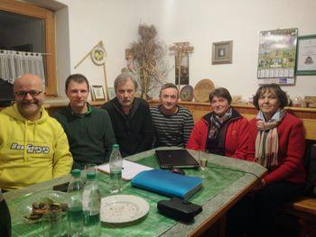 Srečanje razširjene rodoslovne sekcije Zablate-Lukovec
