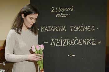 Neizrečenke Katarine Tominec