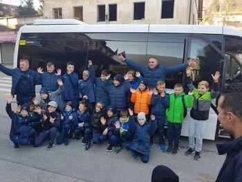 ŠD Borovnica na pripravah v Umagu
