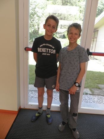 Že 6. generacija učencev prostovoljcev OŠ Horjul