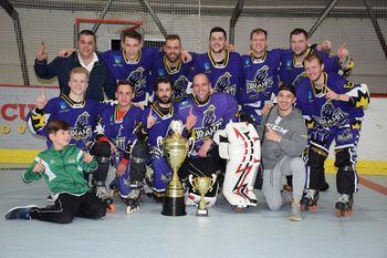 Dinamiti zmagovalci Pokala Slovenije