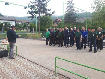 Balinarski turnir OZVV Slovenije