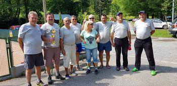 Moški balinarski turnir DU Polhov Gradec