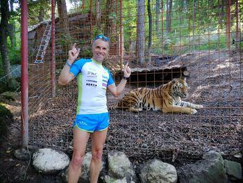 Jože zaradi družbe tigrov še hitrejši?
