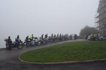 Srečanje motoristov v Črnem Vrhu