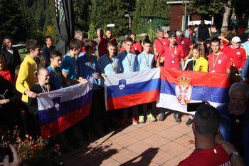 Mladi iz PD Borovnica podprvaki v Bosni