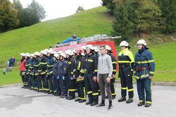 PGD Šentjošt prejelo agregat za novo gasilsko vozilo
