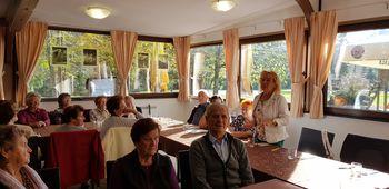 Srečanje članov nad 80 let