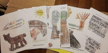Od pravljice do lutke – literarno-likovna delavnica za malčke 4–7 let