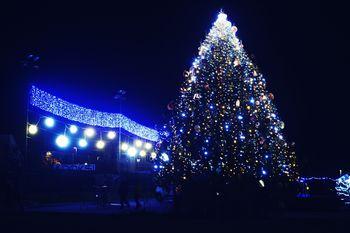 Na Vrhniki se je začel Veseli december