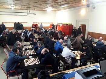 Božično-novoletni šahovski turnir Borovnica 2019 odlično uspel!