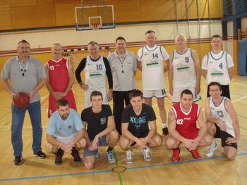 Košarkarji  ponovno  dejavni