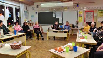 Januarsko literarno dogajanje v KUD Drenov Grič-Lesno Brdo