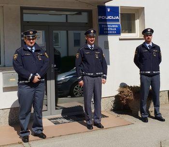 Policijska postaja Vrhnika ima novega komandirja
