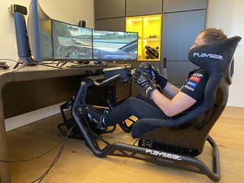 Virtualno dirkanje v času korona krize