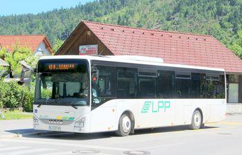 Ponovno avtobus iz Borovnice na Vrhniko