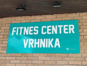 Fitnes Center Vrhnika ponovno odprt