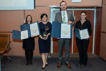 Nagrada Feniks: potrditev uspešnega delovanja Lekarne Dobrova