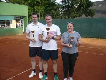 Turnir v tenisu